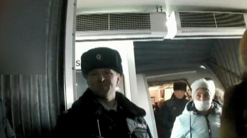 В Кольцово оштрафовали пассажира, оскорбившего бортпроводника